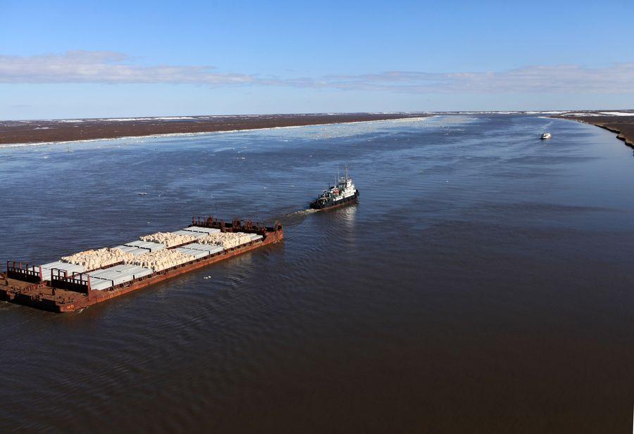 Перевозка грузов на Север